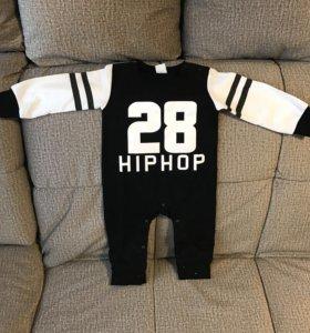 Новая детская одежда комбинезон