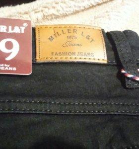Продам мужские джинсы зауженные новые