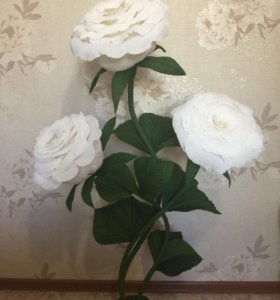 Красивые цветы в интерьер