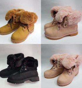 Женские ботинки Timbetland