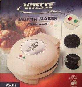 Печка для кексов новая