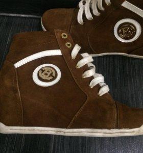 Ботинки очень