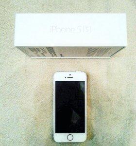 Телефон iPhone 5 s 16 gb