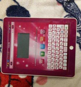 детский планшет обучающий