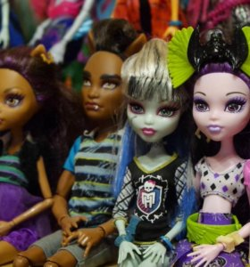 Куклы Monster High на выбор