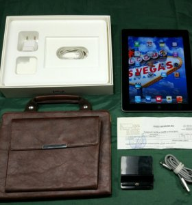 iPad 4 32Gb Wi-Fi + Cellurar 3G