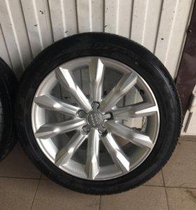 Продам колеса в сборе от Audi4