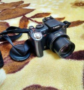 Фотоаппарат canon s5is