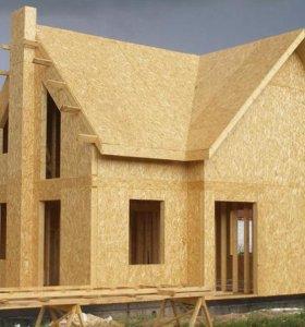 Строительство домов из СИП панелей в Ейске