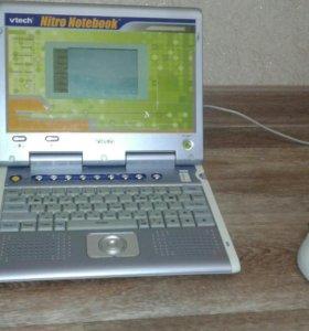 Детский развивающий ноутбук Vtech
