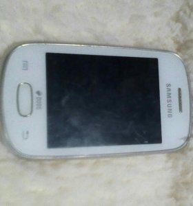 Смартфон SAMSUNG GT-S5282