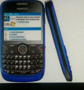 👍 Синий Huawei G6600 Blue gsm дисплей qwga 2,4 дю