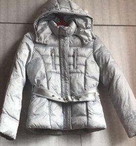 Куртка зимняя с двойным синдепоном