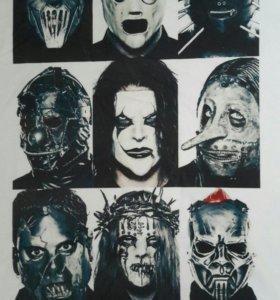 Новая футболка Slipknot