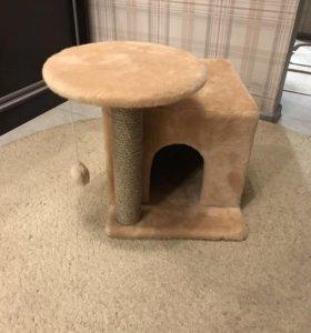 Домик для кота( кошки)