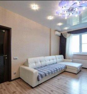 Квартира, 1 комната, 53.1 м²