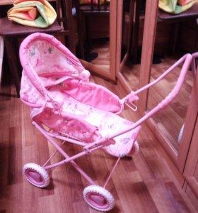 Продаются детские2 коляски кроватка кухня