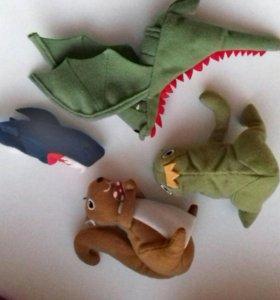 Пальчиковые игрушки ИКЕА