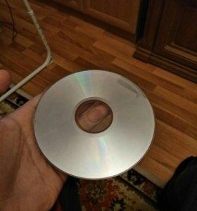 Игровой диск для 1 соньки