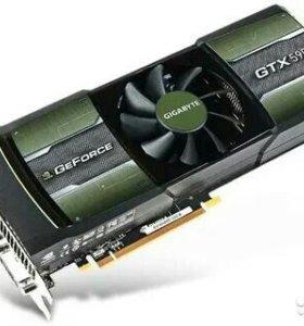 Gtx 590 3 gb