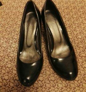 Туфли женские р 36 натуральная кожа