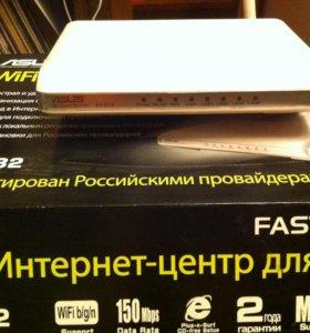 WI-FI роутер --ASUS--RT-G-32 в упаковке !