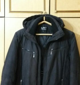 Зимняя мужская куртка.
