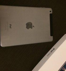 Apple iPad mini 16Gb Wi-Fi + Cellular (серый)