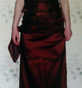 Платье ( юбка + корсет)
