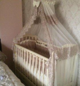 Кровать- качалка