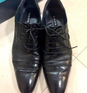 Ботинки мужские, размер 44