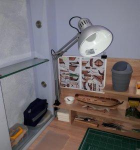 Лампа с Led лампочкой