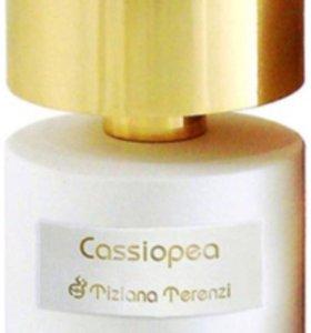 Духи Cassiopea Tiziana Terenzi кассиопиа