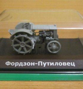 Тракторы люди история машины