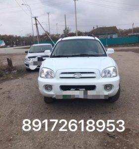 Hyundai Santa Fe 2.0 MT, 2012