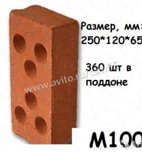 Кирпич забутовочный Ск (Омск) М100