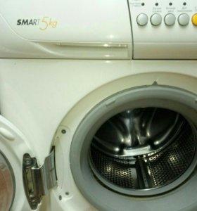 Стиральная машинка zanussi smart 5