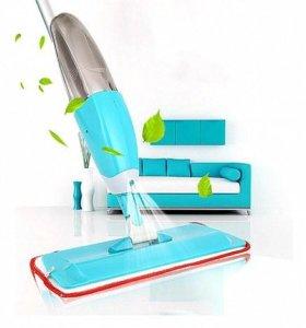 Швабра с распылителем Healthy Spray mop (Спрей моп