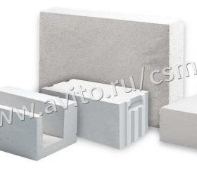 Газобетон Сибит 625x400x250 D500 стеновой