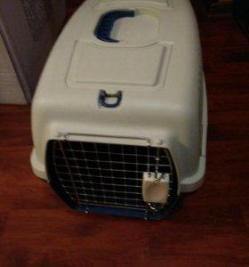Переноска для собак и кошек Triol FS-02, размер 2,