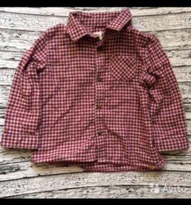 Модная рубашка Zara