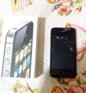 iPhone 4s 16гигоы