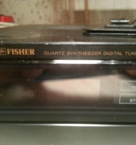 Fisher Stereo Tuner FM-M87 Made In Japan