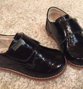 Ботиночки Котофей новые