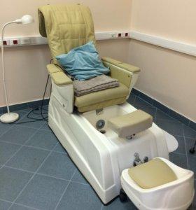 Педикюрное спа кресло