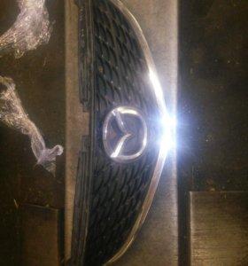 Решотка радиатора Мазда 6 GH