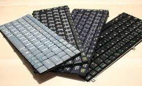 Клавиатуры для ноутбуков в наличии