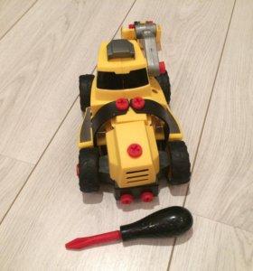 Экскаватор конструктор