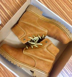 Ботинки зимние (тимбы)