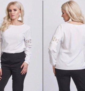 Блуза 52 новая